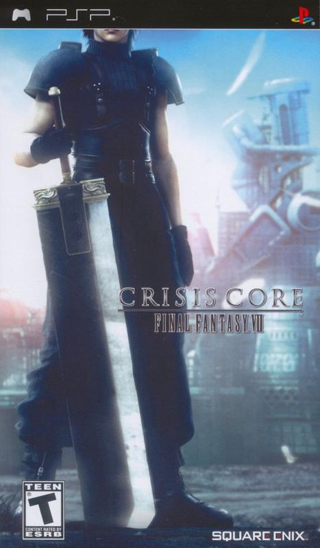 Crisis Core Final Fantasy VII - PlayStation Portable