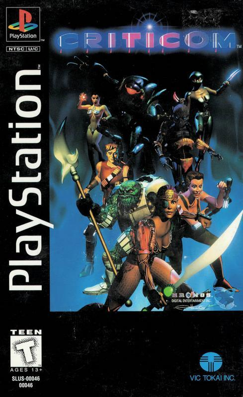 Criticom - PlayStation 1