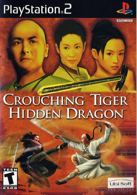 Crouching Tiger Hidden Dragon - PlayStation 2