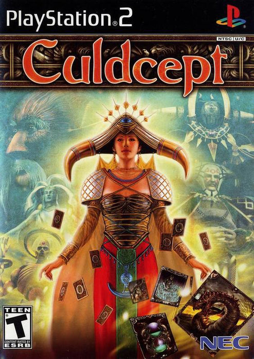 Culdcept - PlayStation 2