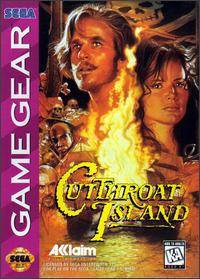 Cutthroat Island - Sega Game Gear