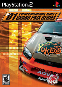 D1 Professional Drift Grand Prix
