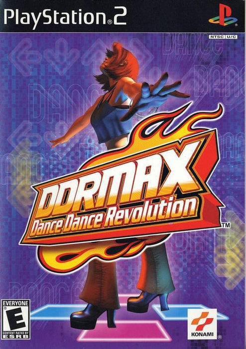 DDRMAX Dance Dance Revolution - PlayStation 2