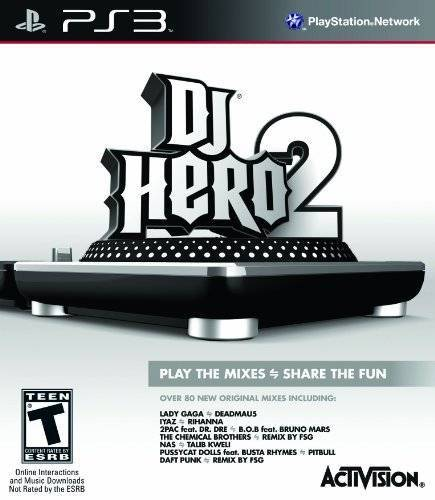 DJ Hero 2 - PlayStation 3