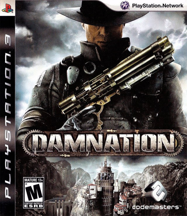 Damnation - PlayStation 3