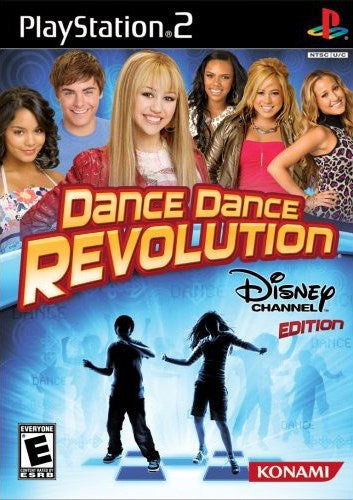 Dance Dance Revolution Disney Channel Edition - PlayStation 2