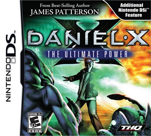 Daniel X The Ultimate Power - Nintendo DS