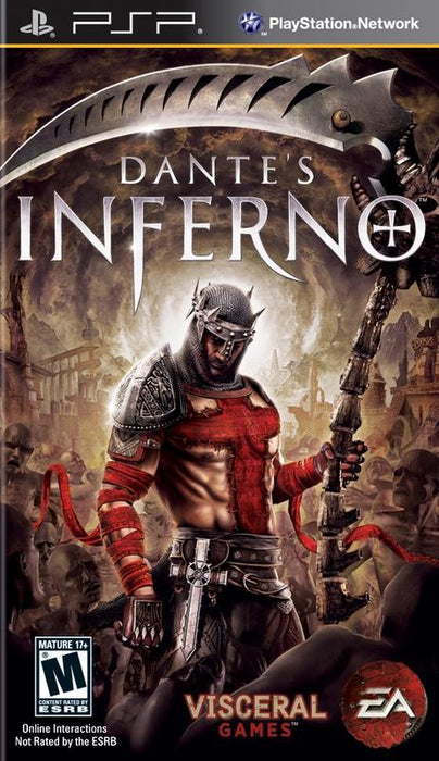 Dantes Inferno - PlayStation Portable