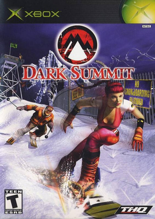 Dark Summit - Xbox
