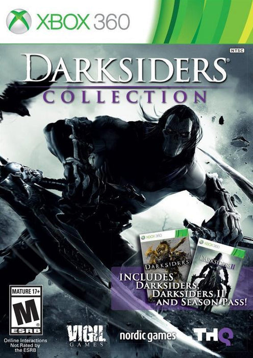 Darksiders Collection - Xbox 360