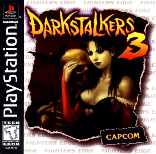 Darkstalkers 3 - PlayStation 1