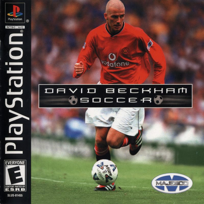 David Beckham Soccer - PlayStation 1
