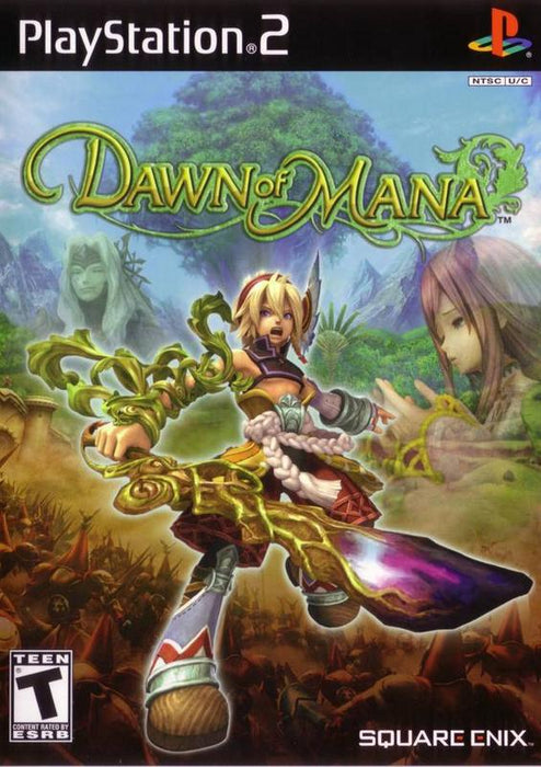 Dawn of Mana - PlayStation 2