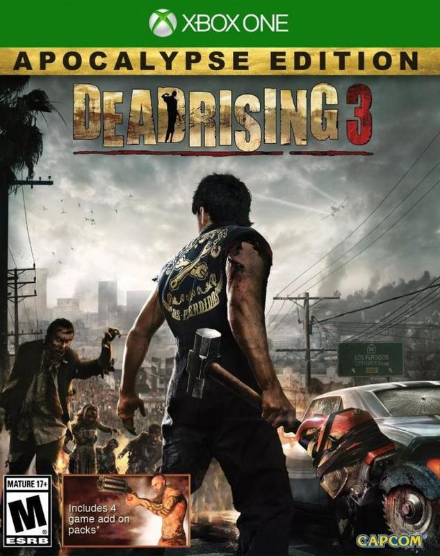 Dead Rising 3 Apocalypse Edition - Xbox One