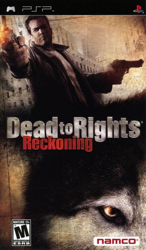 Dead to Rights Reckoning - PlayStation Portable
