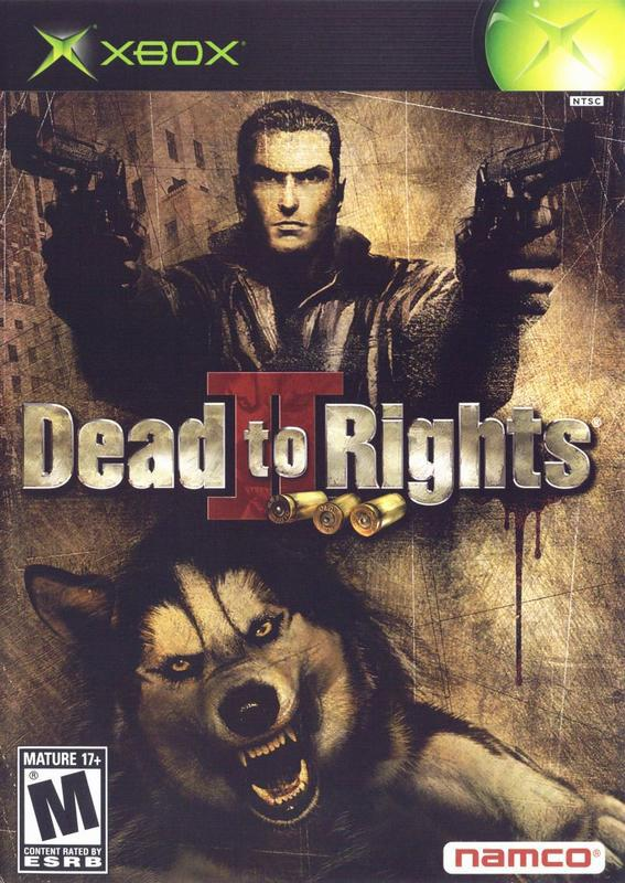 Dead to Rights II - Xbox