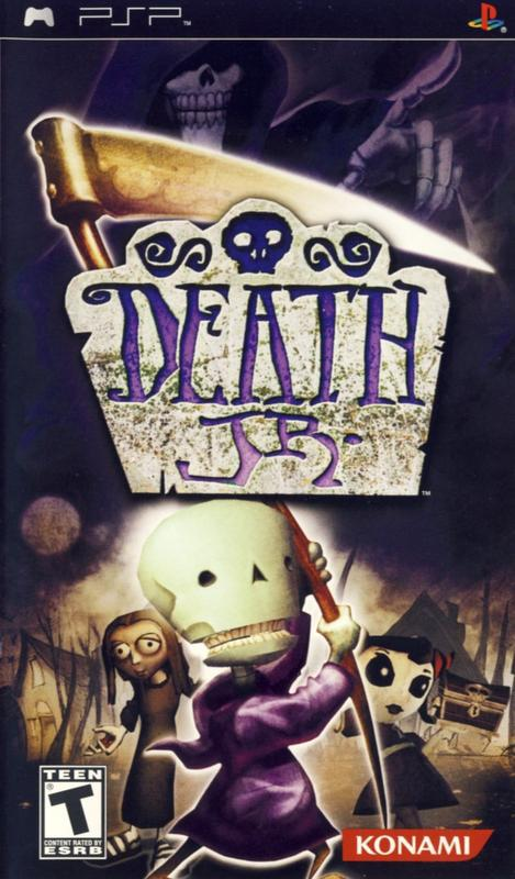 Death Jr. - PlayStation Portable