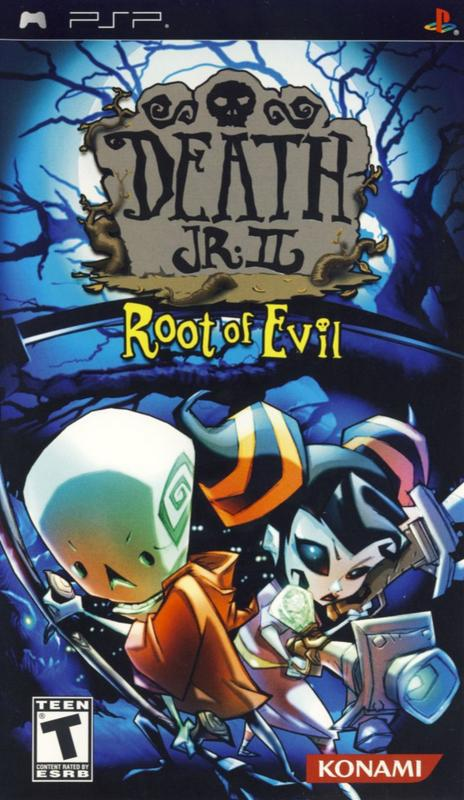 Death Jr. II Root of Evil - PlayStation Portable