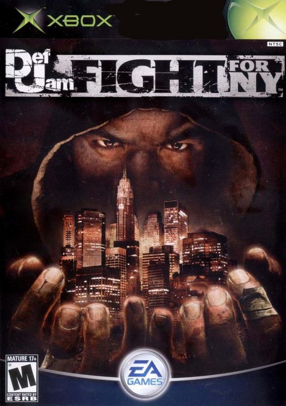 Def Jam Fight for NY - Xbox