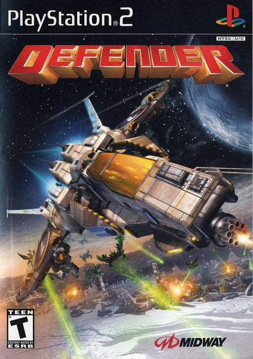 Defender - PlayStation 2