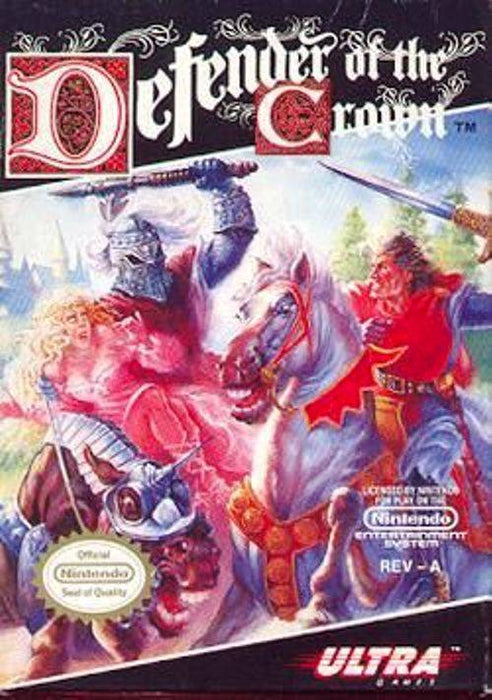 Defender of the Crown - Nintendo Entertainment System