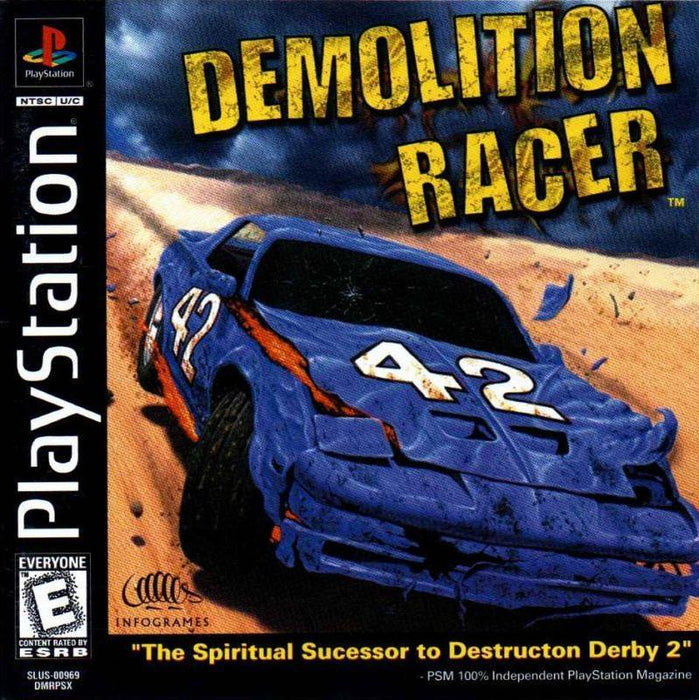 Demolition Racer - PlayStation 1