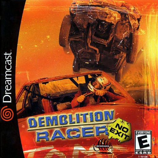 Demolition Racer No Exit - Sega Dreamcast