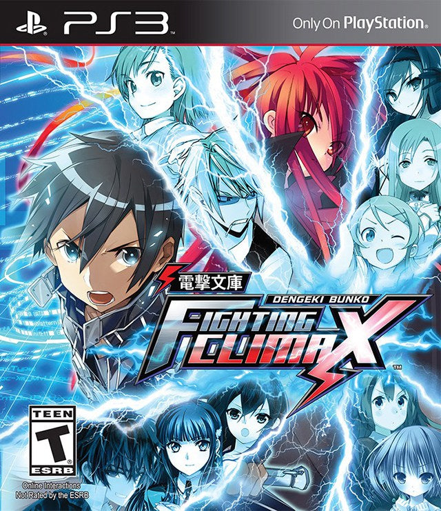 Dengeki Bunko Fighting Climax - PlayStation 3