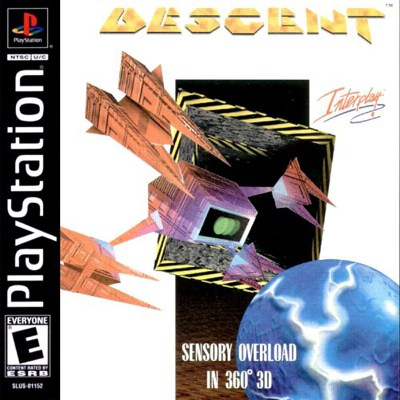 Descent - PlayStation 1