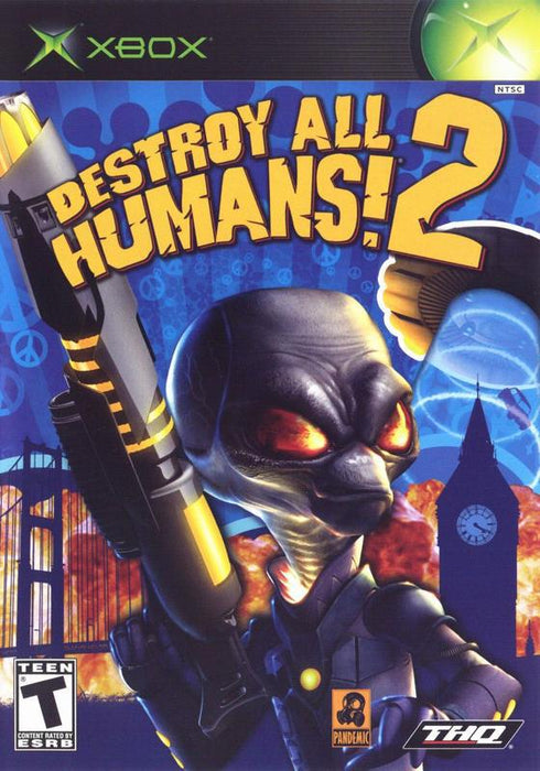 Destroy All Humans! 2 - Xbox