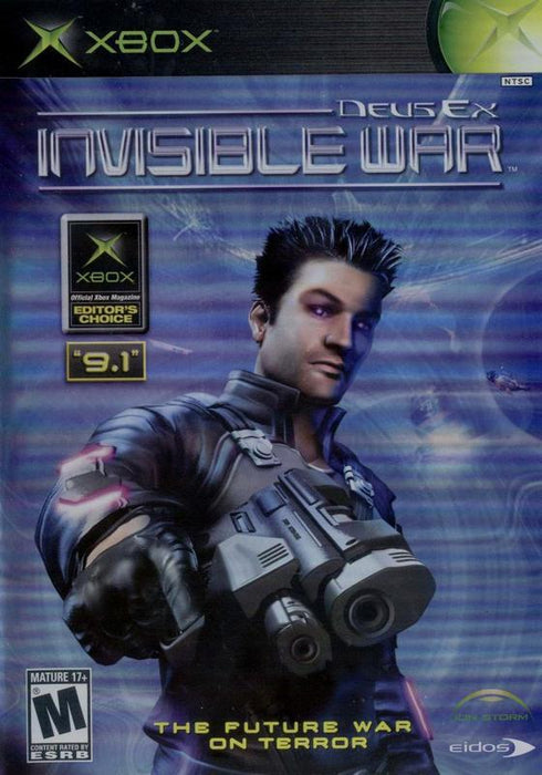 Deus Ex Invisible War - Xbox