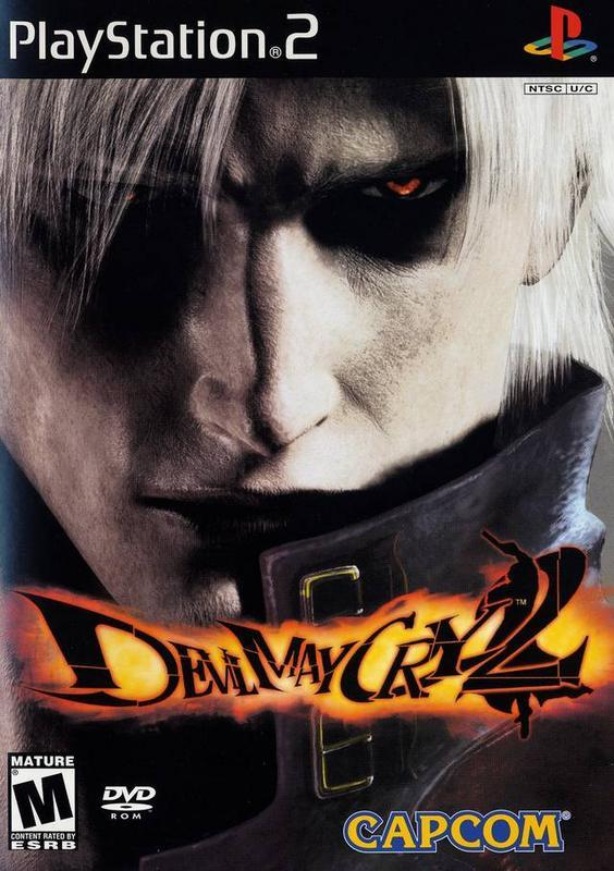 Devil May Cry 2 - PlayStation 2