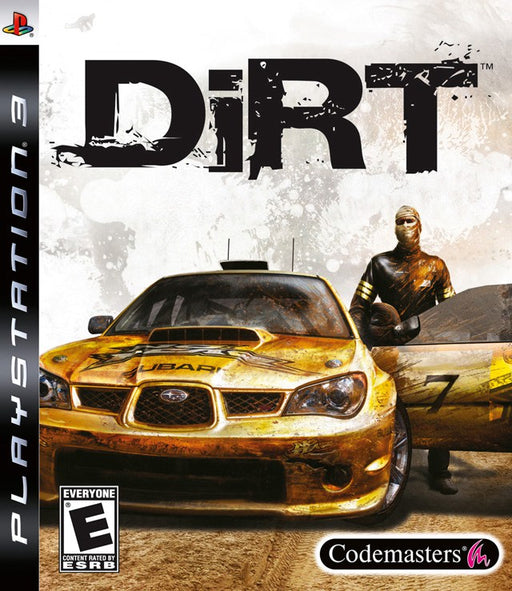 DiRT - PlayStation 3