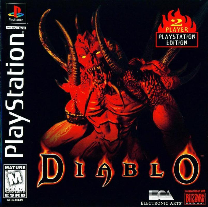 Diablo - PlayStation 1