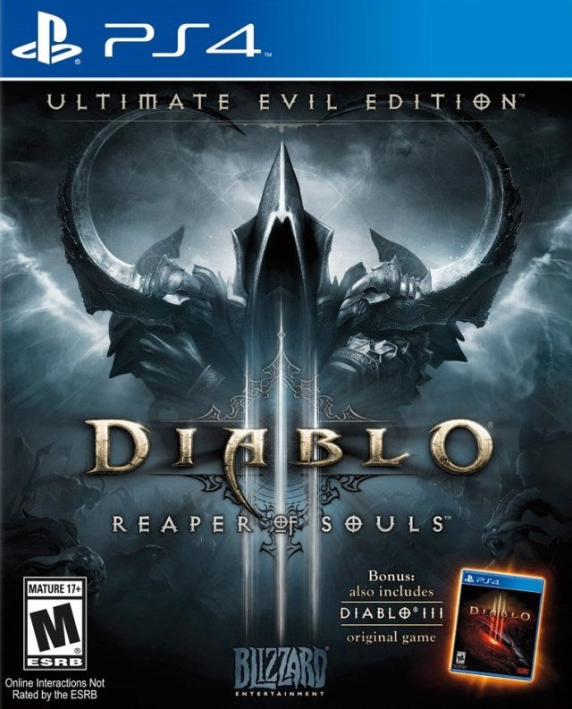 Diablo III Ultimate Evil Edition - PlayStation 4