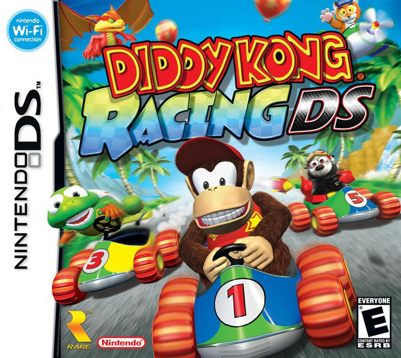 Diddy Kong Racing DS - Nintendo DS