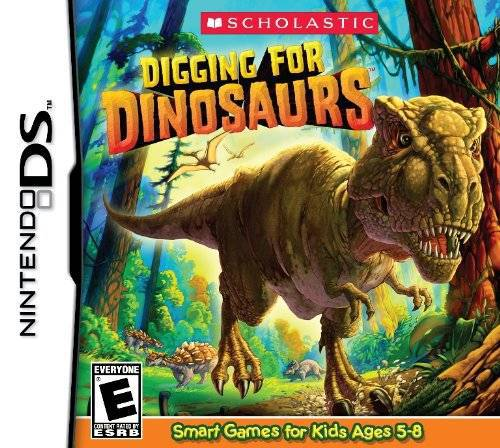 Digging for Dinosaurs - Nintendo DS
