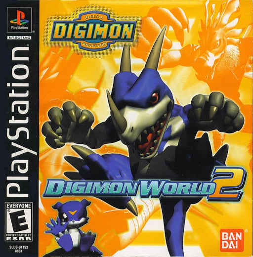 Digimon World 2 - PlayStation 1