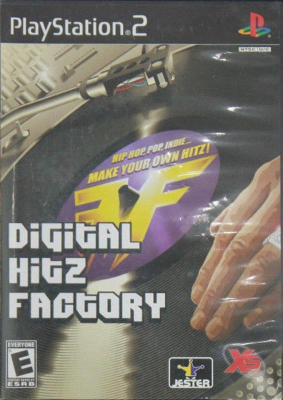 Funkmaster Flex Digital Hitz Factory - PlayStation 2