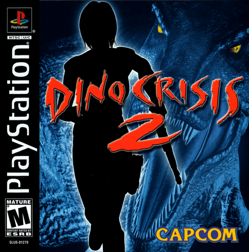 Dino Crisis 2 - PlayStation 1