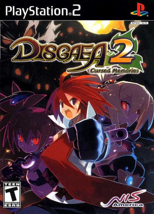 Disgaea 2 Cursed Memories - PlayStation 2