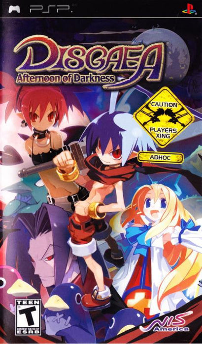 Disgaea Afternoon of Darkness - PlayStation Portable
