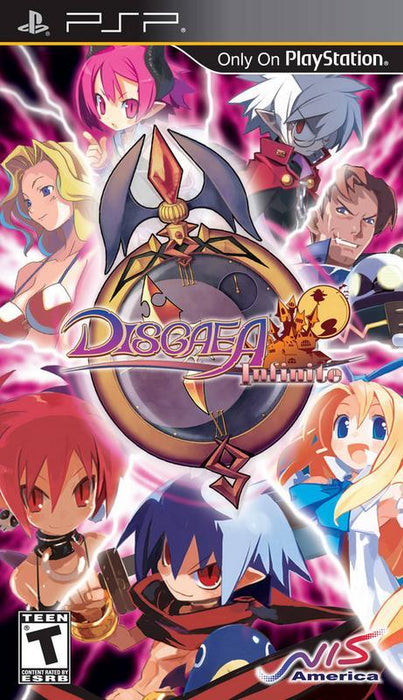 Disgaea Infinite - PlayStation Portable