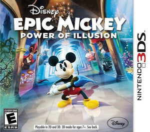 Disney Epic Mickey The Power of Illusion