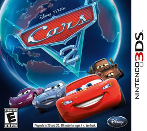DisneyPixar Cars 2