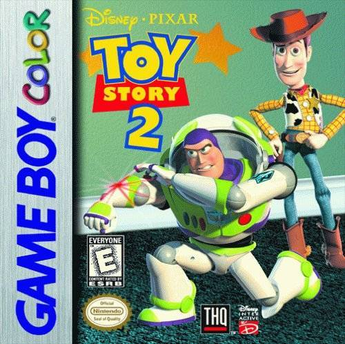 DisneyPixar Toy Story 2 - Game Boy Color