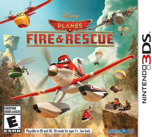 Disney Planes Fire & Rescue - Nintendo 3DS