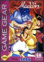 Disneys Aladdin - Sega Game Gear