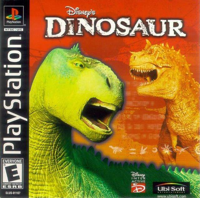 Disneys Dinosaur - PlayStation 1