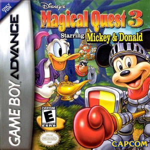 Disneys Magical Quest 3 Starring Mickey & Donald